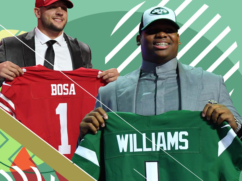 NFL post-draft power rankings: Colts, Eagles among teams on rise