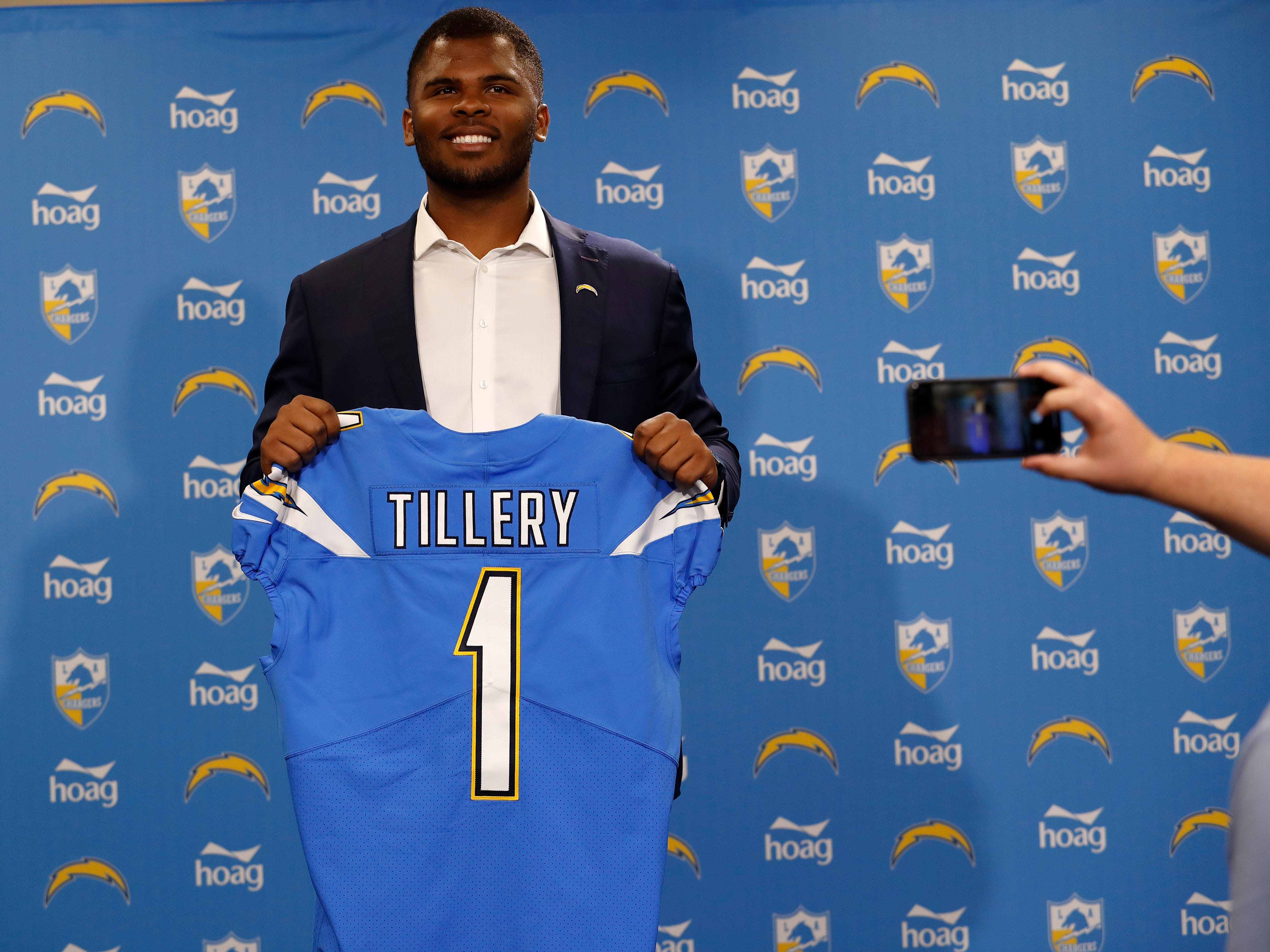 2. Chargers (2): Is any team better balanced on both sides of the ball or with the depth of ability this one has after what seemed another strong draft haul?