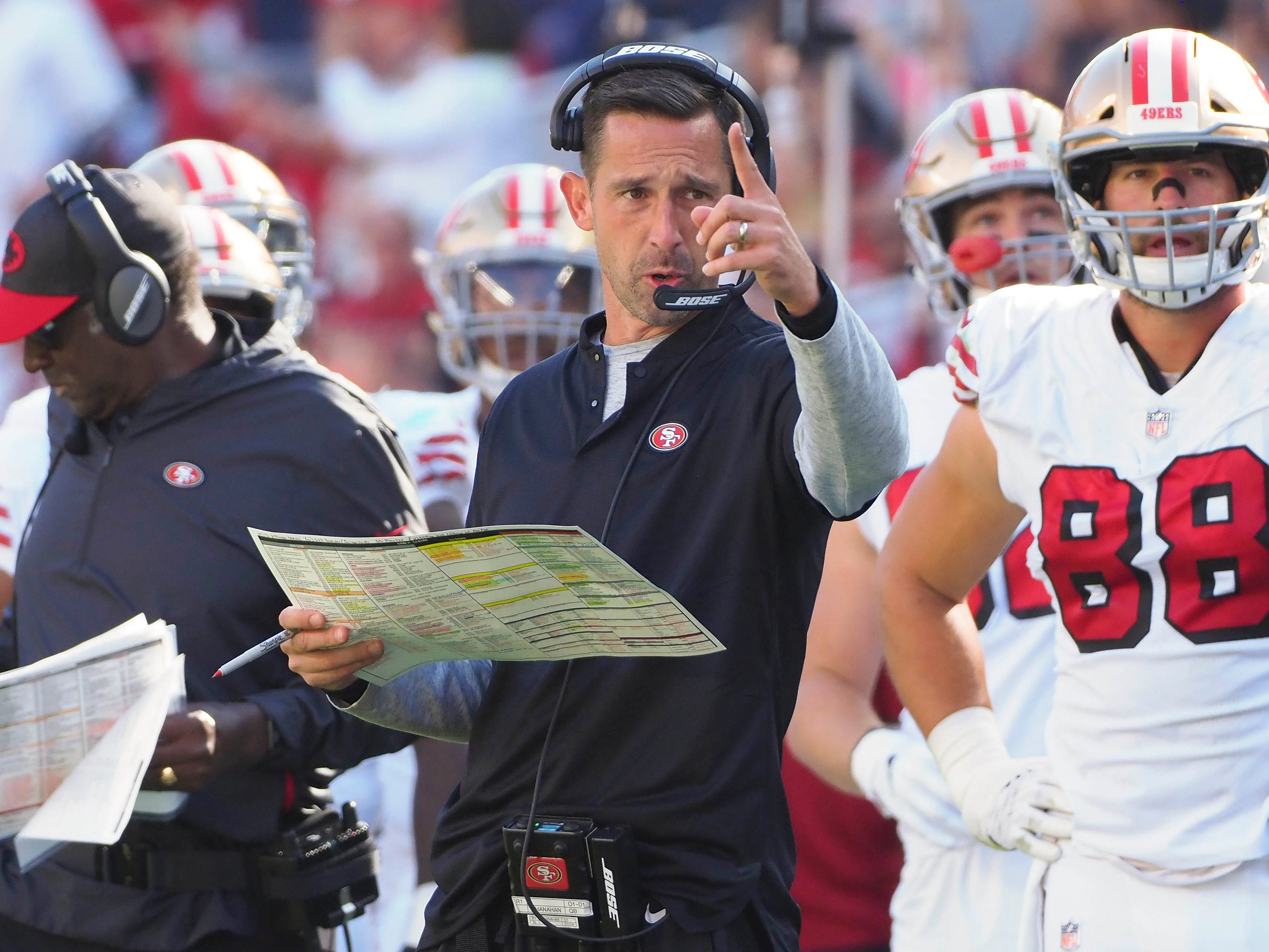 18. 49ers (20): If Kyle Shanahan finally gets to play with a full deck this season, this club should be really fun to watch – on both sides of the ball.