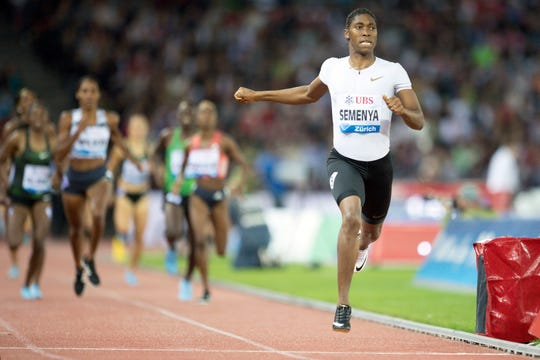 Caster Semenya lost her appeal against IAAF rules to curb female runners' high natural levels of testosterone.
