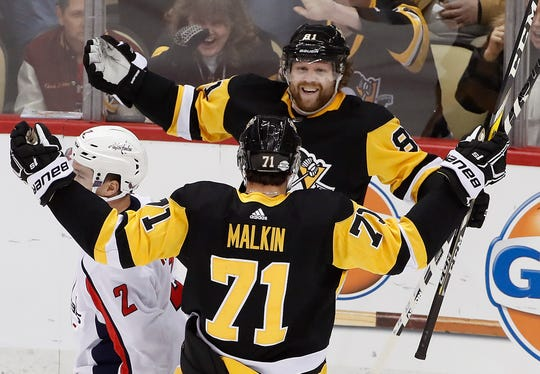 Could the Penguins trade winger Phil Kessel or center Evgeni Malkin this offseason?