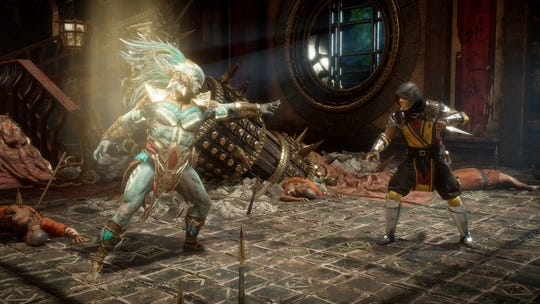 Instead of performing a Fatality move to finish your opponent in 'Mortal Kombat 11,' a hidden Mercy move gives your opponent some extra health. Beating them (again) unlocks new finishing moves.
