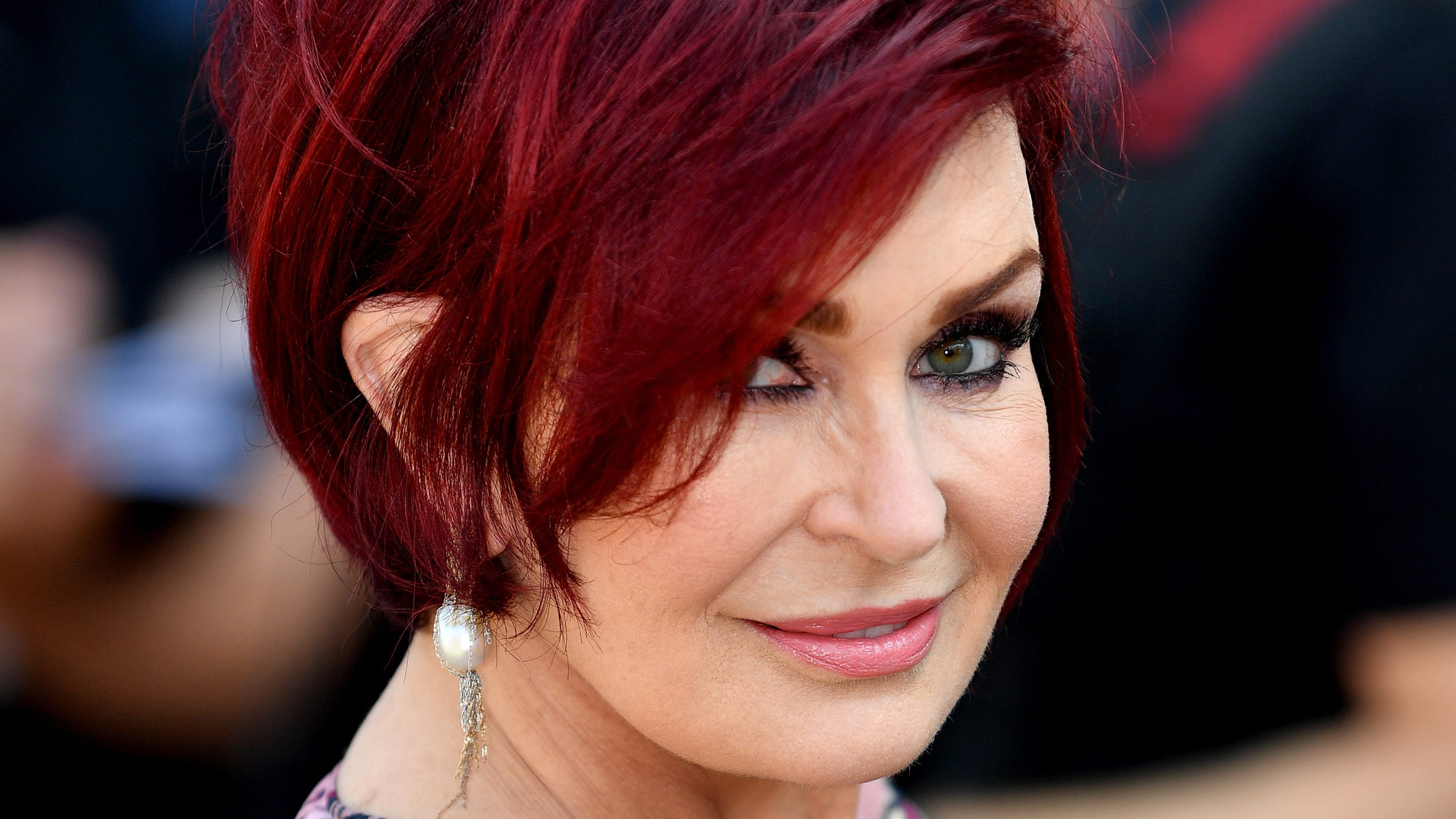 'The Talk' host Sharon Osbourne bravely opens up about ...