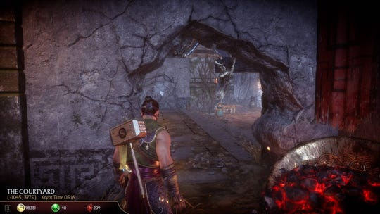 A third-person adventure game, dubbed the Krypt, can be found in MK11, featuring several items and secrets to help you in other modes.