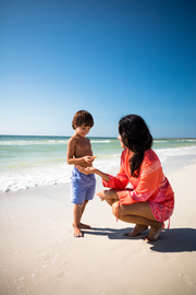 Enjoy more time on the beach with an extra vacation day.