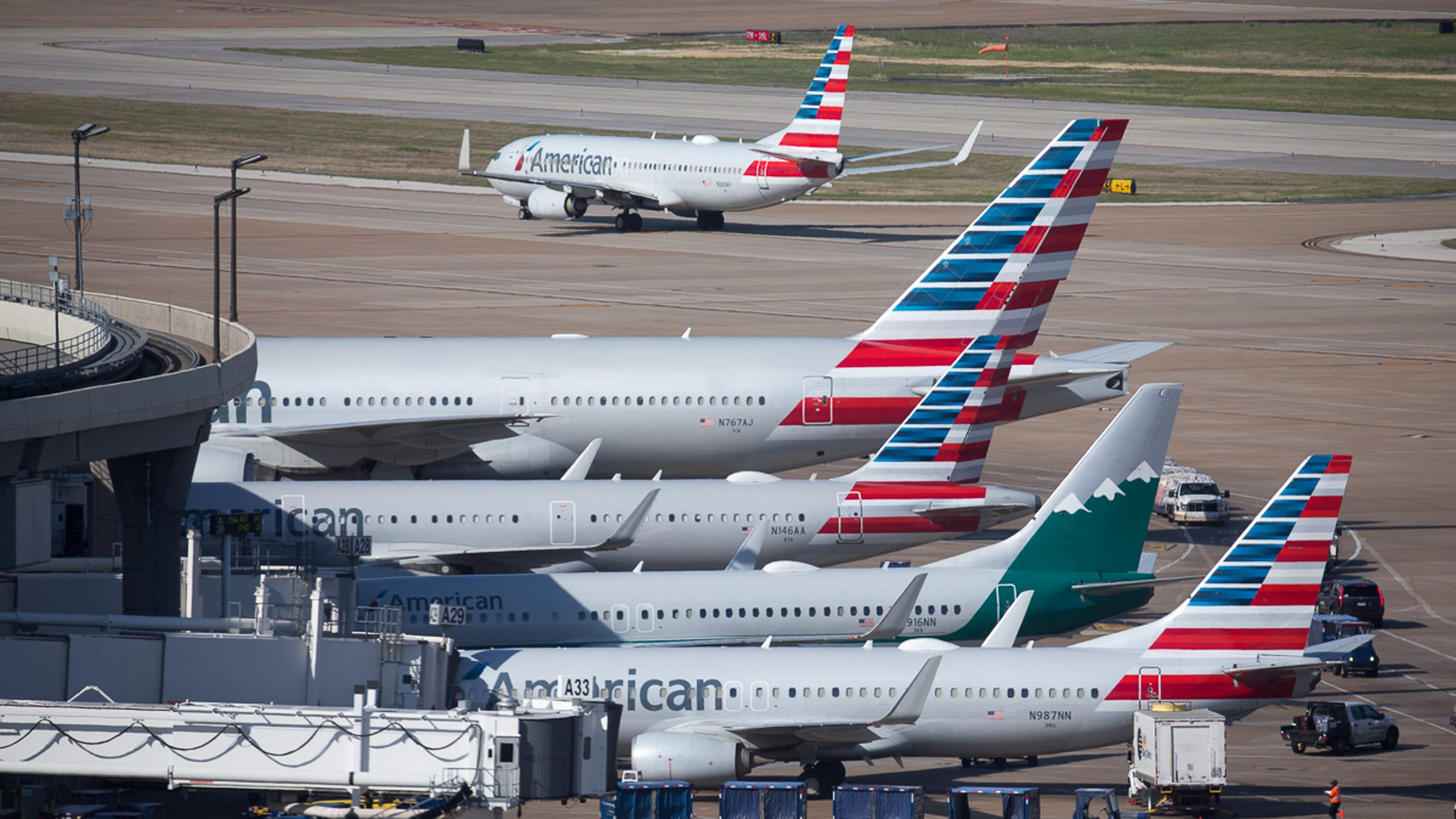 American Airlines Bag Fees Prepay Option Coming This Fall