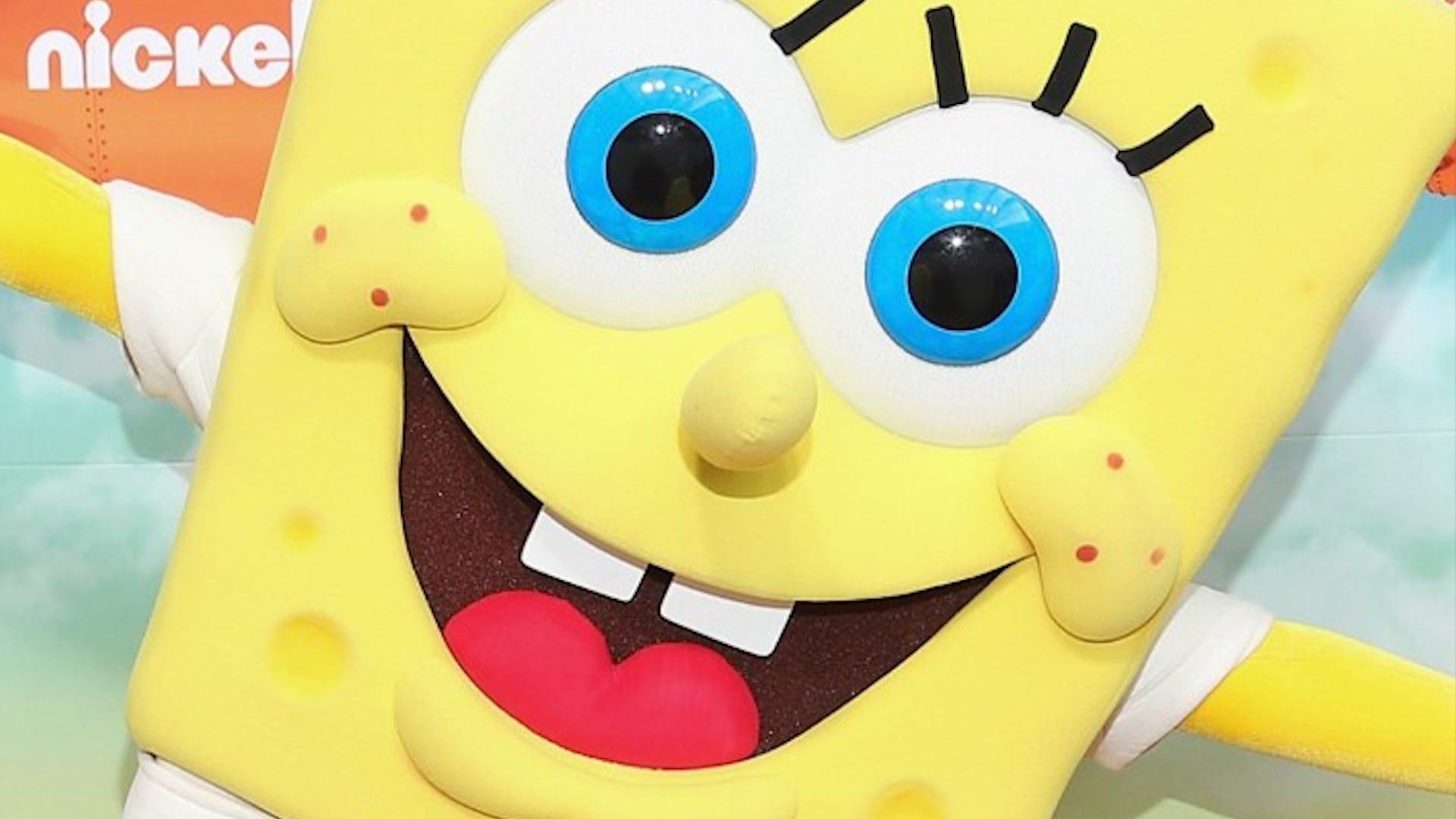 'SpongeBob SquarePants' turns 20