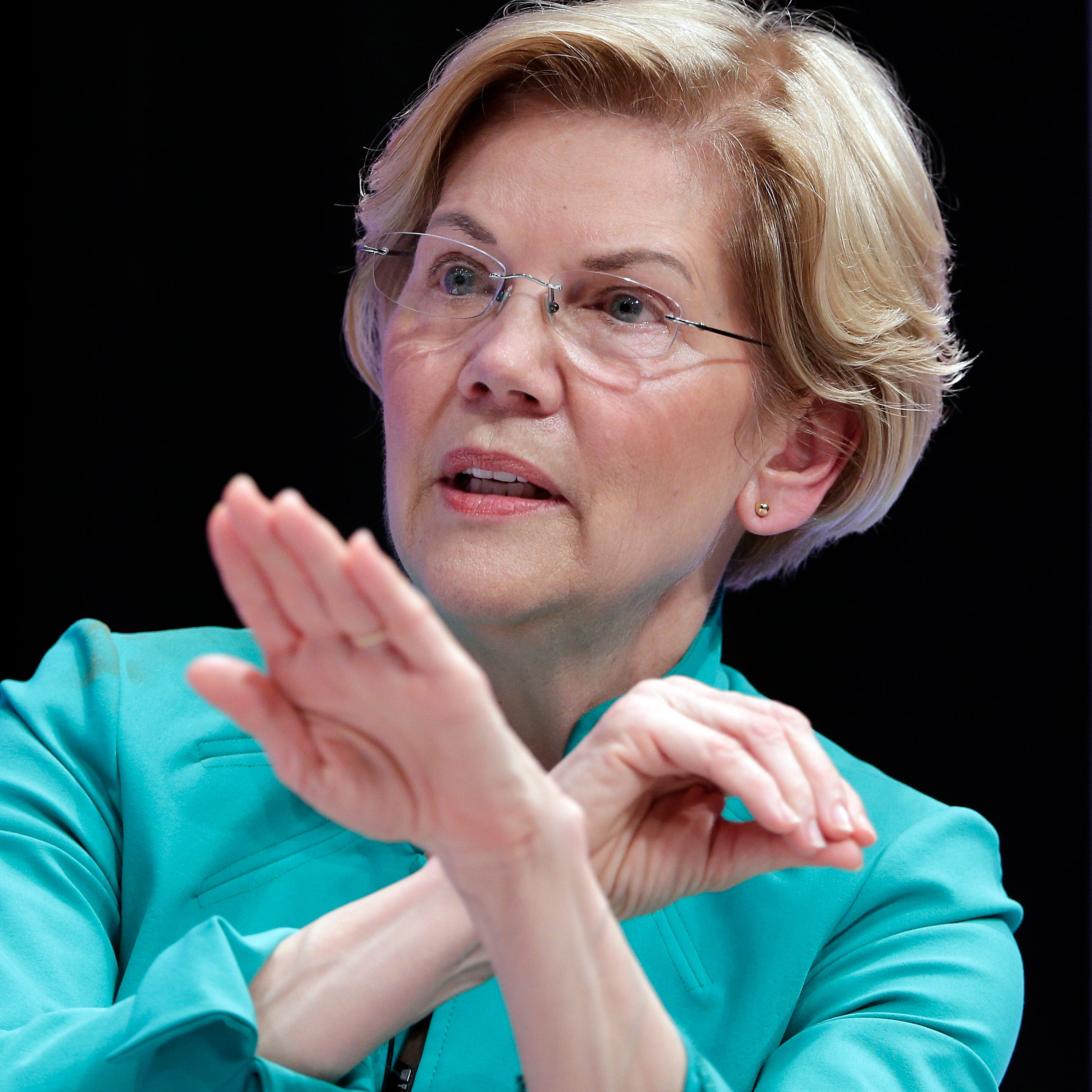 Elizabeth Warren coming to Bogart's this Saturday