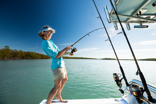 Catch a big fish and an extra vacation day in Naples, Marco Island and the Everglades.