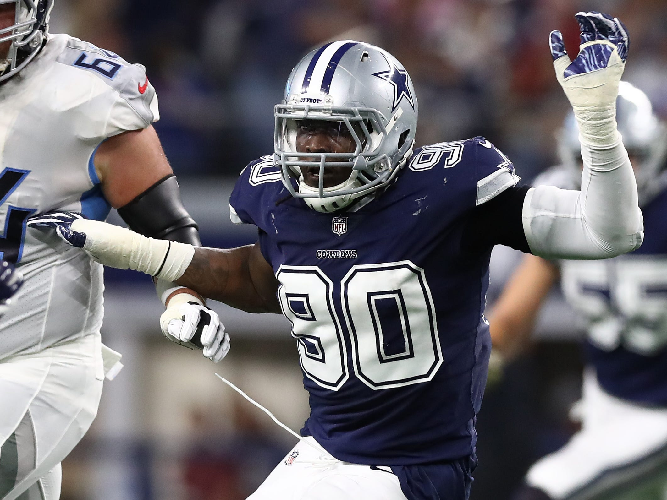 15. Cowboys (18): No marquee moves in draft or free agency, but Dallas knocked out a major contract (Demarcus Lawrence). Maintaining continuity is a plus.