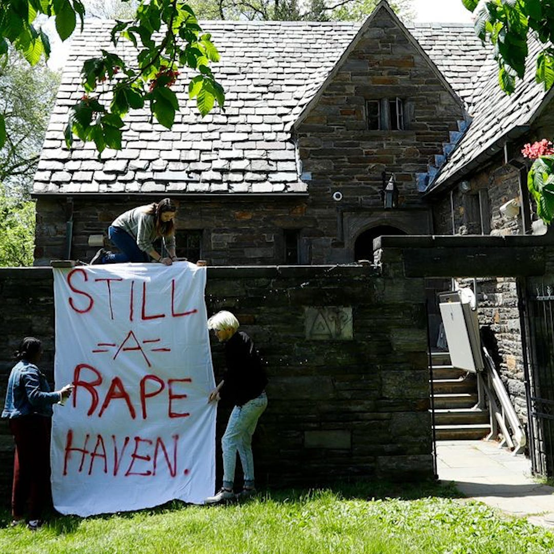 Swarthmore fraternities disband after student protests over document referencing 'rape attic'