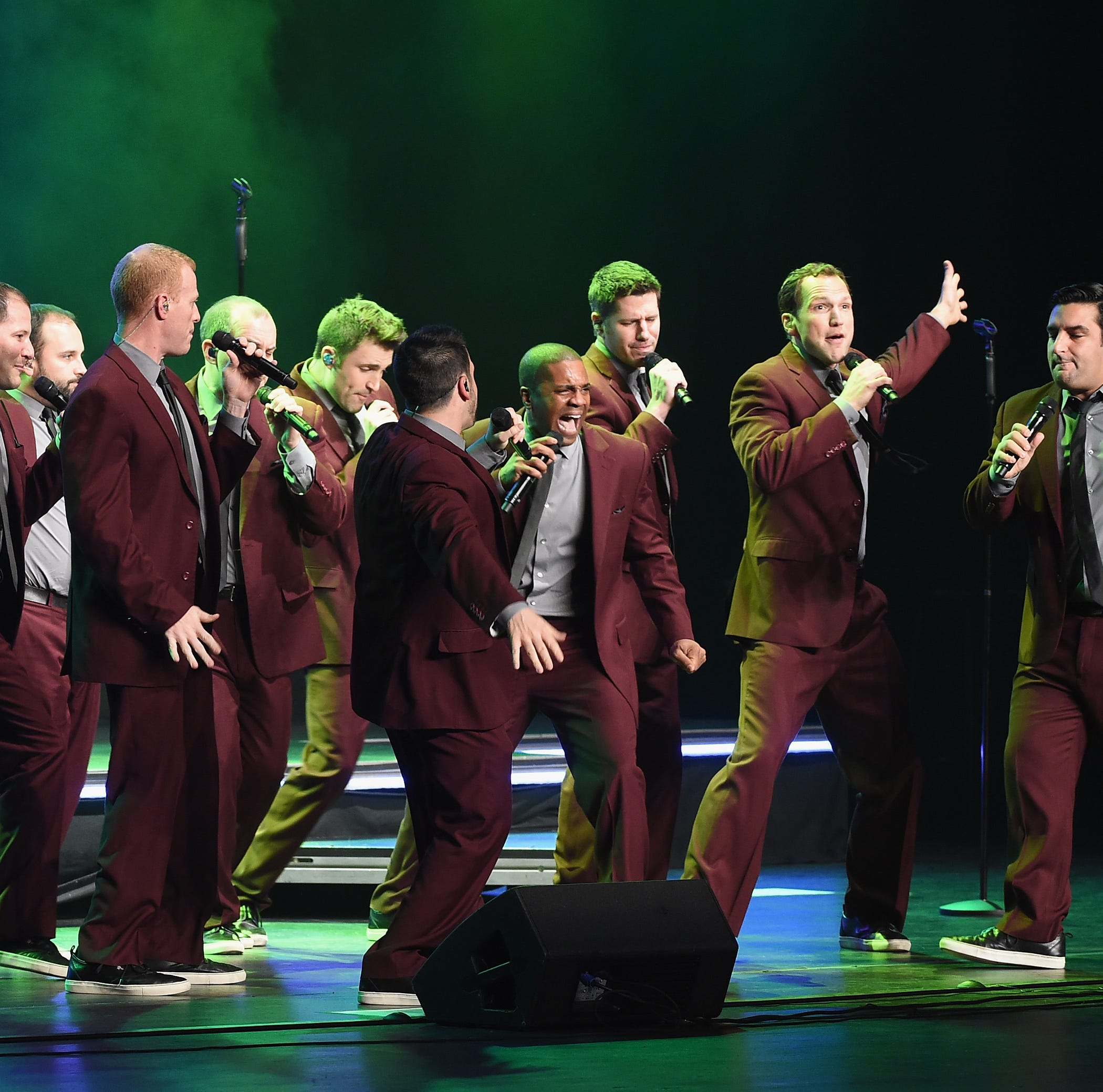 Straight No Chaser plans return to Fox Cities PAC in October