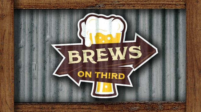 Brews on Third, a new beer garden at Fox Cities Stadium, will have a grand opening on May 9.