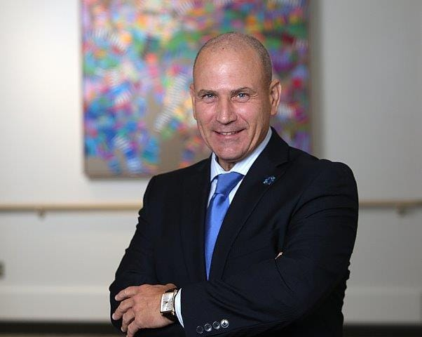 Vito Buccellato, MPA, LNHA, is the new chief hospital executive at Hackensack Meridian Health Jersey Shore University Medical Center in Neptune