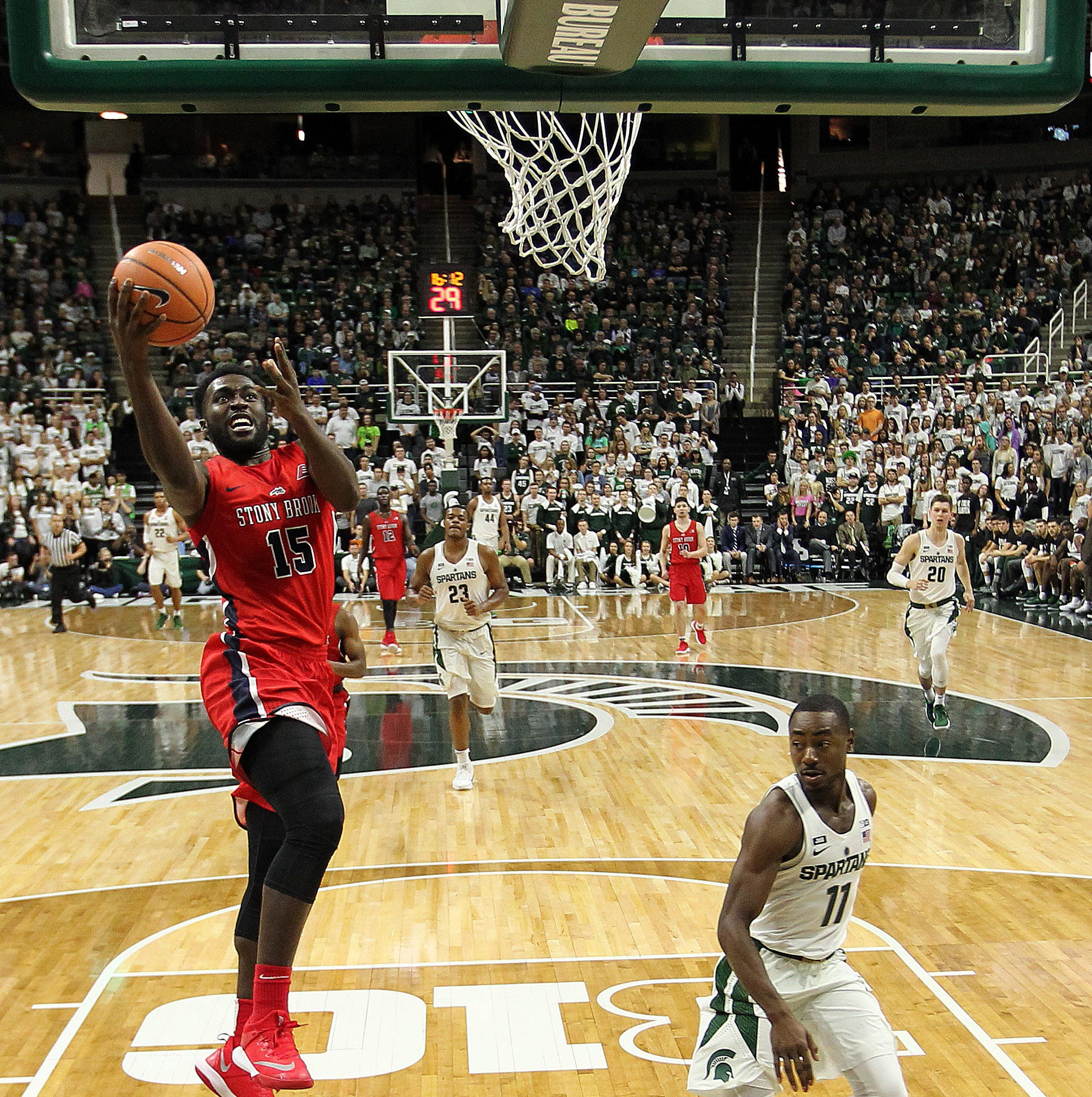 Rutgers basketball: Akwasi Yeboah, Stony Brook grad transfer, reunites with Pikiell