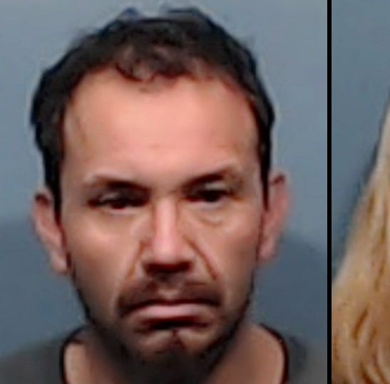 Las Cruces couple stopped for illegal window tinting charged with human trafficking