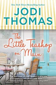 'The Little Teashop on Main' by Jodi Thomas