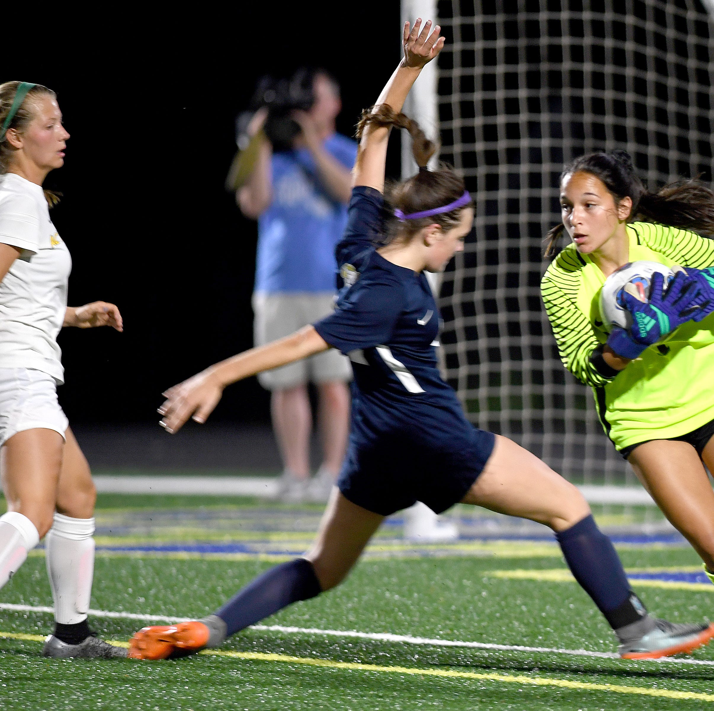 WNC high school soccer: First round playoff pairings