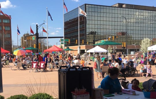 Miles for Memories is hosting its second annual Cinco de Mayo celebration and fundraiser on Saturday at Festival Market Square in downtown Battle Creek.