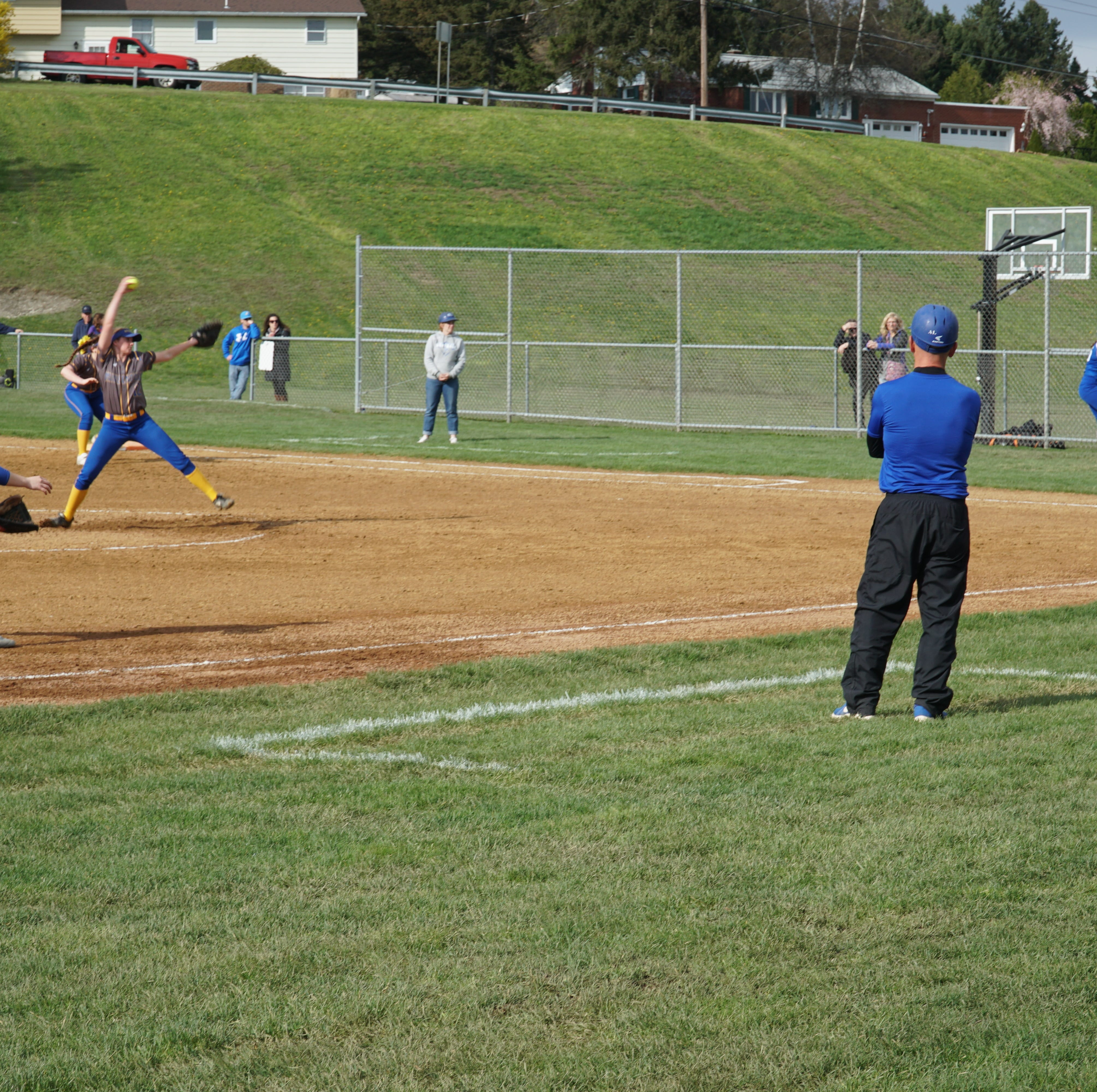 H.S. Softball: L'Amoreaux's one-hitter leads Maine-Endwell past Horseheads