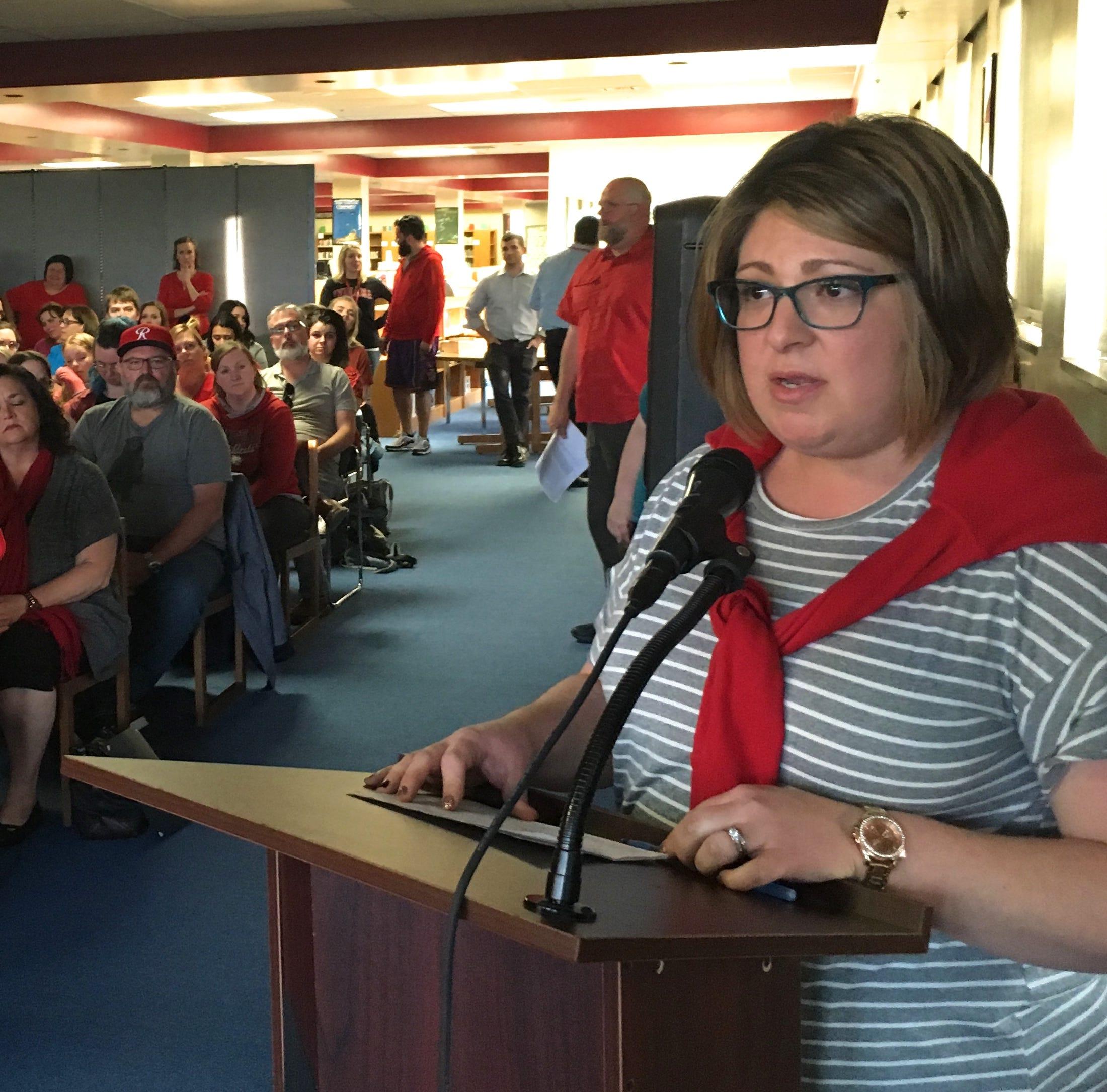 South Kitsap teachers blast district's plan to cut 47 positions