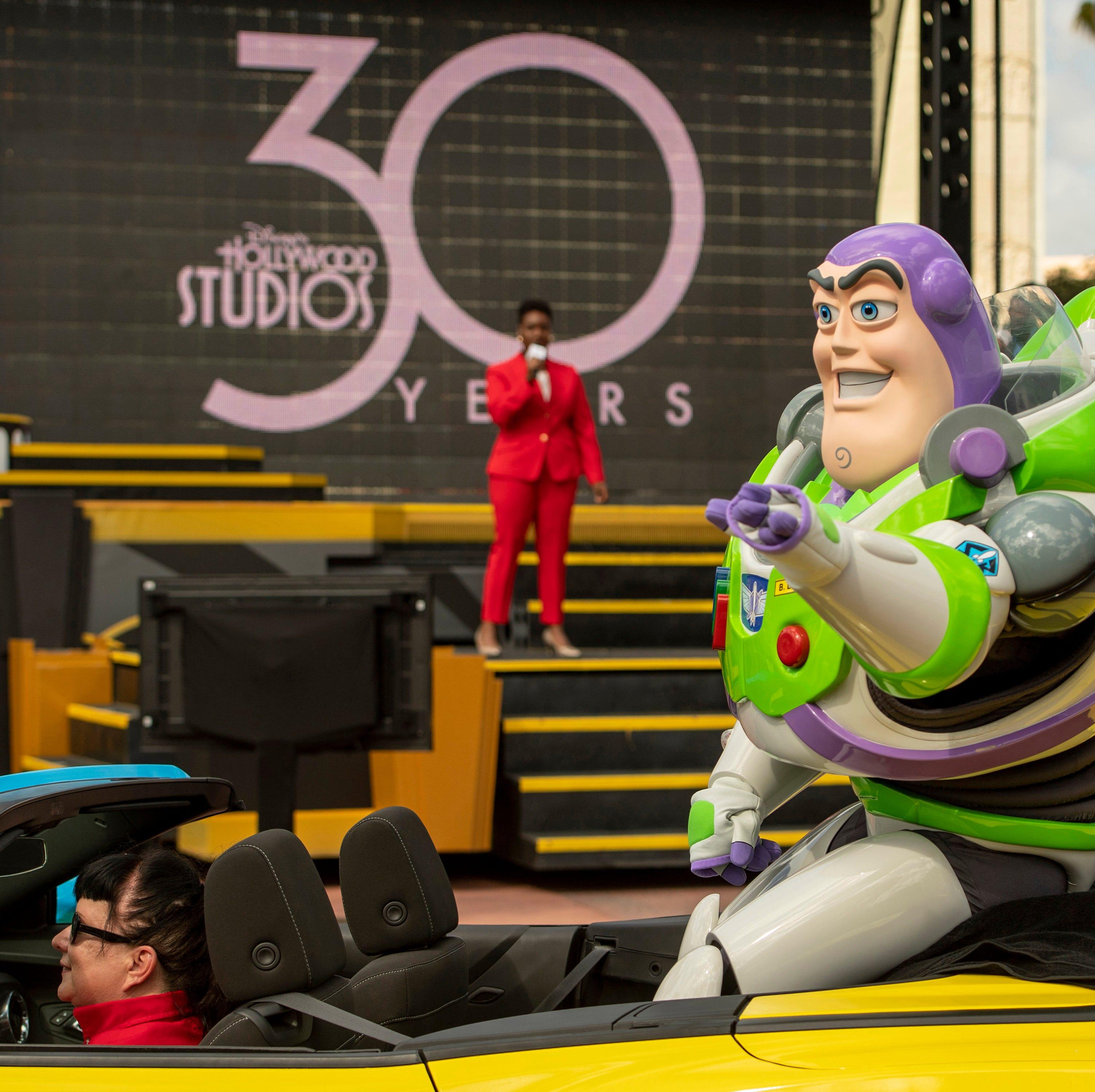 Disney's Hollywood Studios celebrates 30 years, looks to the future