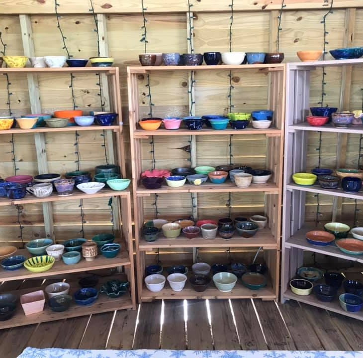 Suzy Fleming Leonard: Empty Bowls event at Rockledge Gardens left me with a full heart