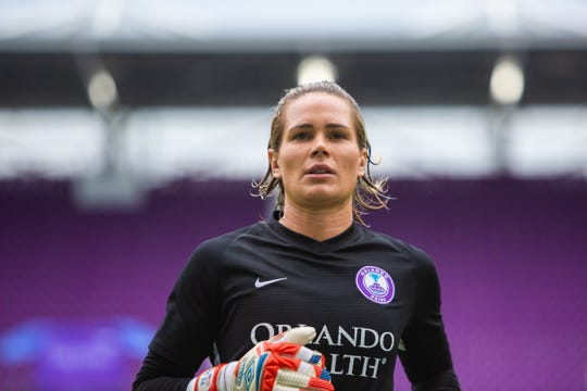 Ashlyn Harris, 33, is a former Satellite High star who not only is the captain for the Orlando Pride, but is on the U.S. Women's National Soccer Team heading to France.