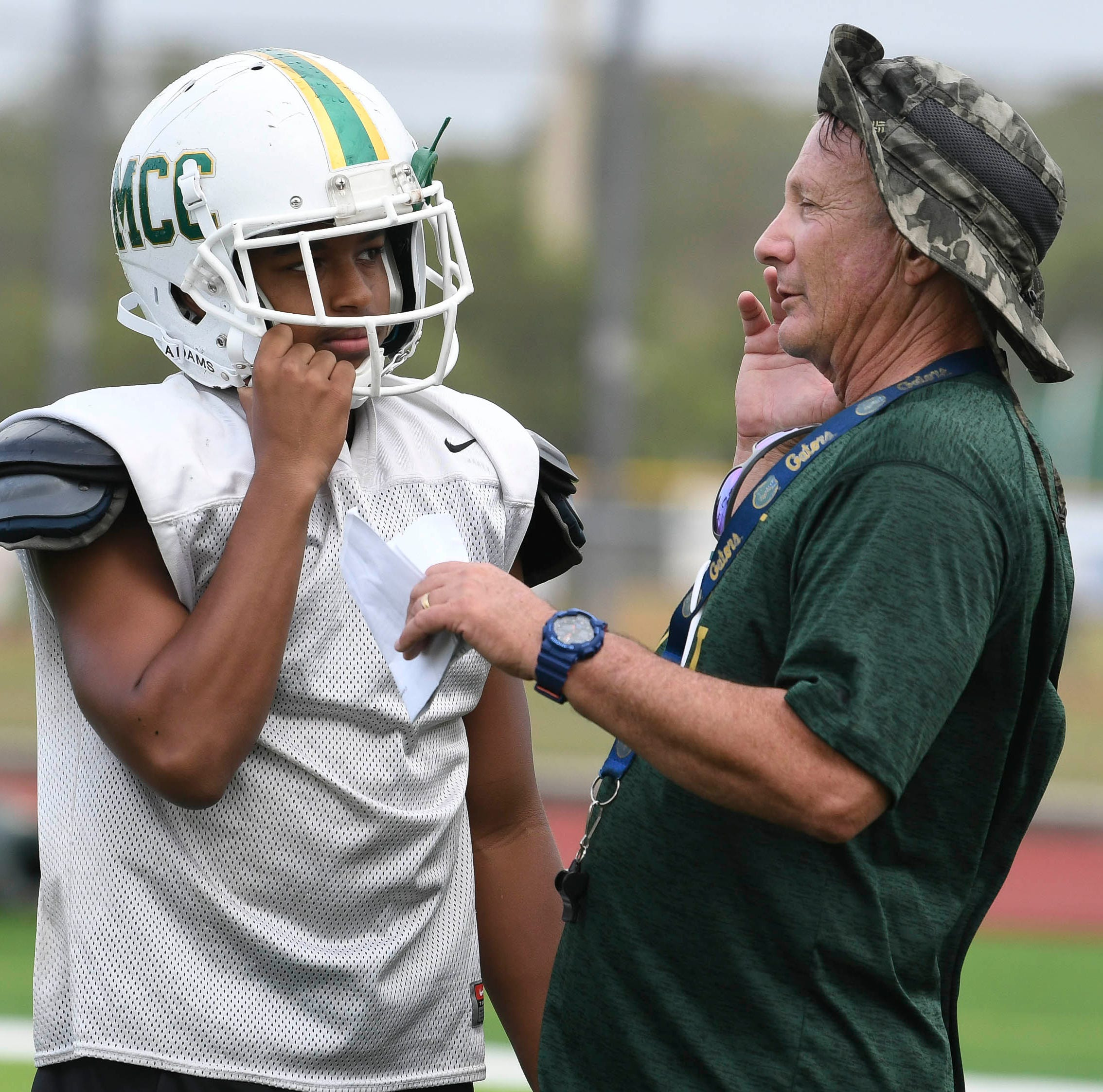 Q&A: New MCC head football coach Walt Ramsay