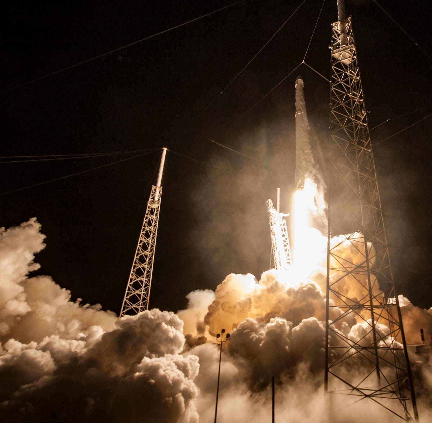 SpaceX set to launch ISS resupply mission after Crew Dragon 'shock'