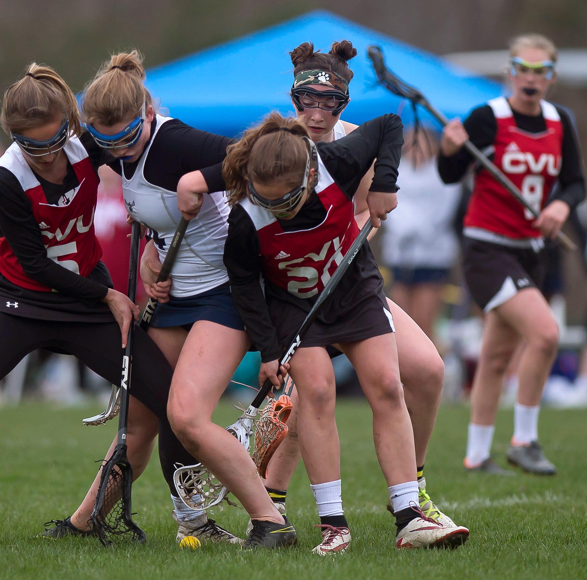 Varsity Insider: Vermont H.S. girls lacrosse power rankings (May 6)