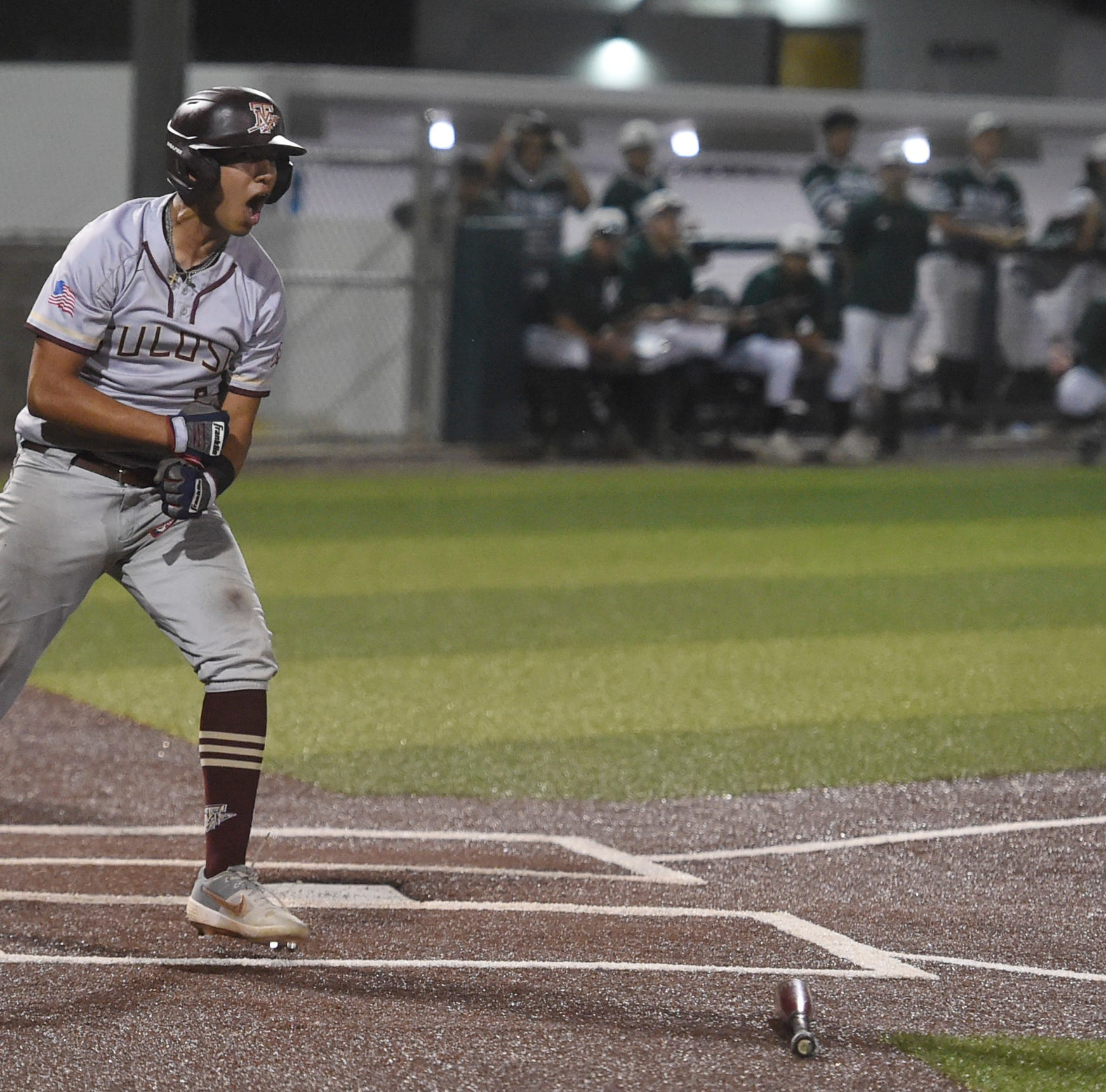 Tuloso-Midway upends King to start high school baseball playoff series
