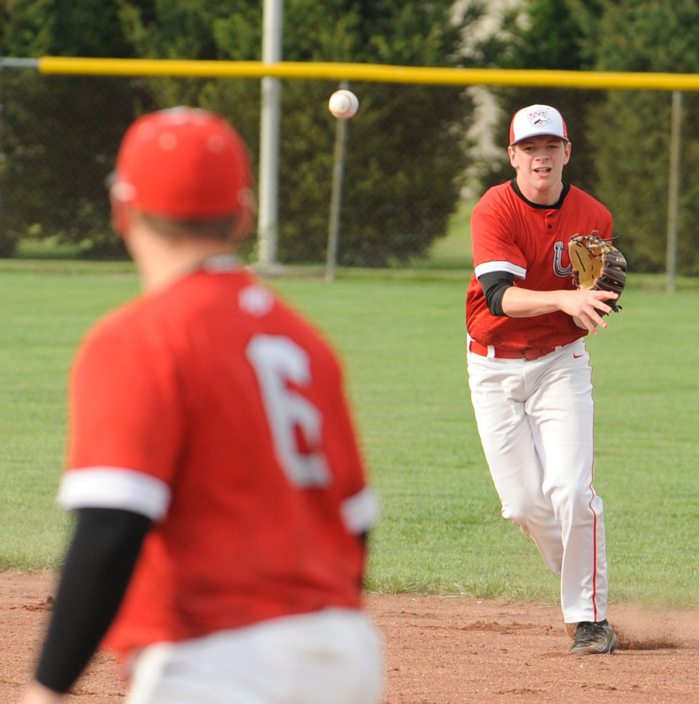 HS BASEBALL: Westfall, ZT, Unioto in three-way tie for first with WF's 2-0 win over Unioto