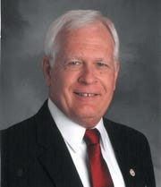 Fairfield Board of Education member Dan Hare