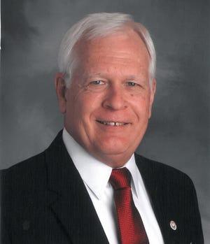 Fairfield Board of Education member Dan Hare