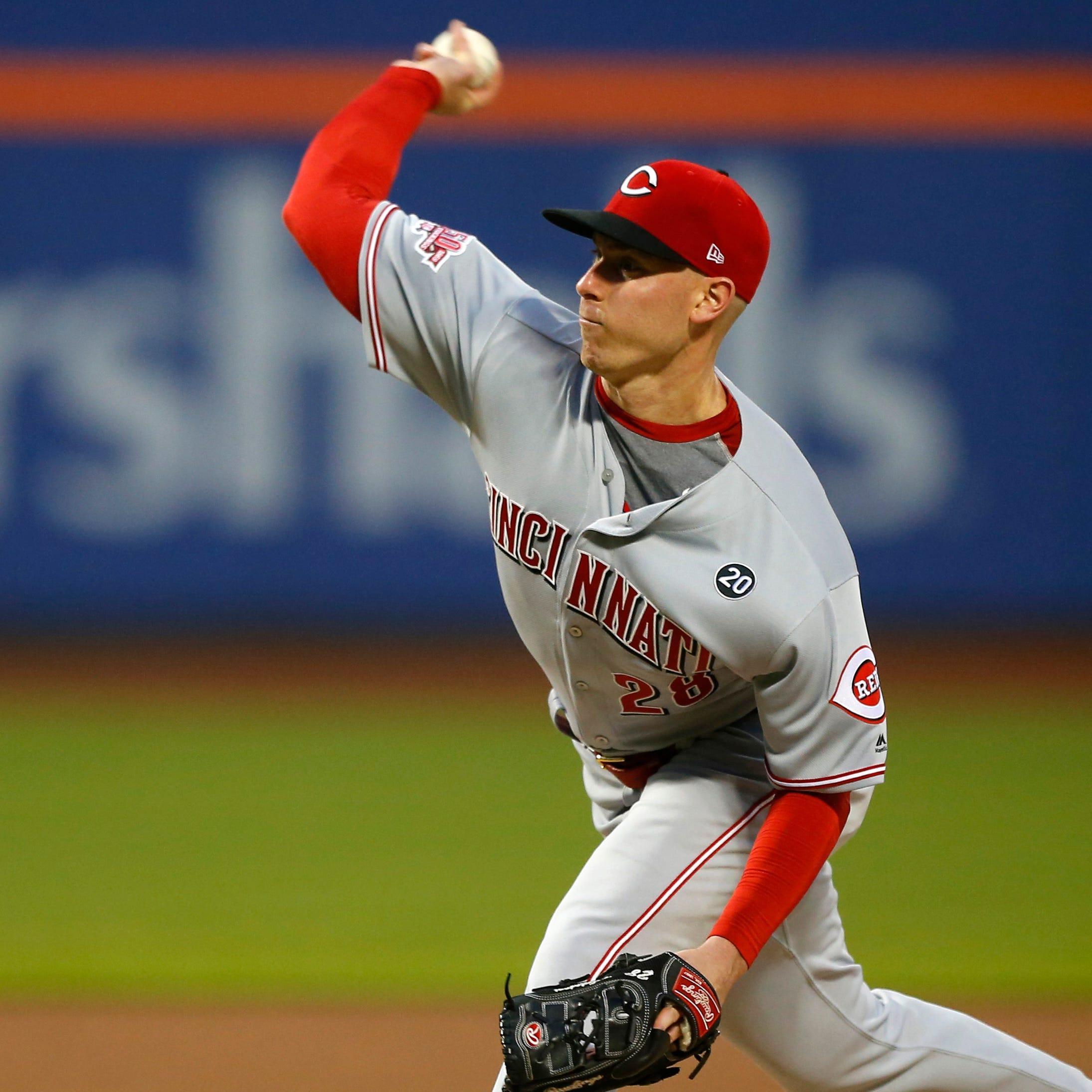 Cincinnati Reds shortstop José Iglesias stuns New York Mets with 9th-inning home run