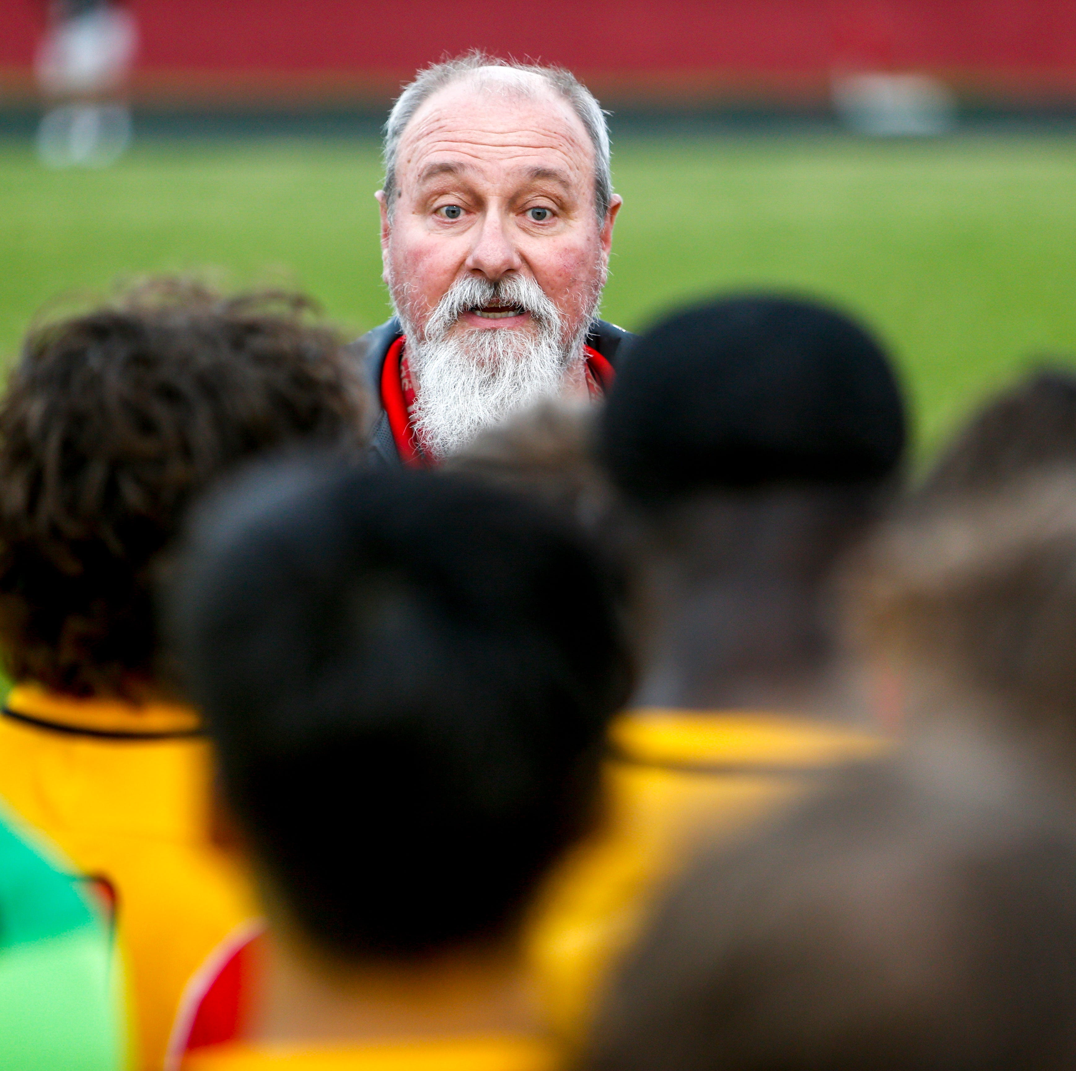 Danny Chartrand, the only boys soccer coach Rossview has had, retiring after 18 seasons