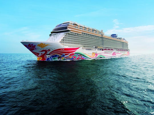 The Norwegian Joy, a Norwegian Cruise Line ship, has undergone a $50 million renovation and will join the U.S. market Saturday as it sails from Seattle to Alaska.