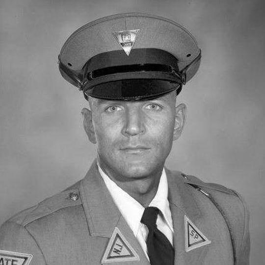 State Trooper Werner Foerster.