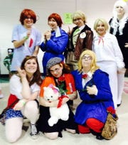 Village Hidden in the Clovers: 4-H Anime and Manga Club, is hosting their 9th mini-convention at the 4-H Center on Milltown Road in Bridgewater from 10 a.m. to 5 p.m. on Sunday, May 19.