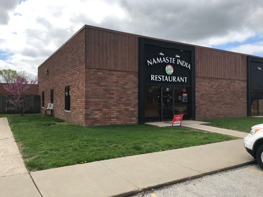 Namaste India   Indian Cuisine and Restaurant is located at 7500 University Avenue in Clive.