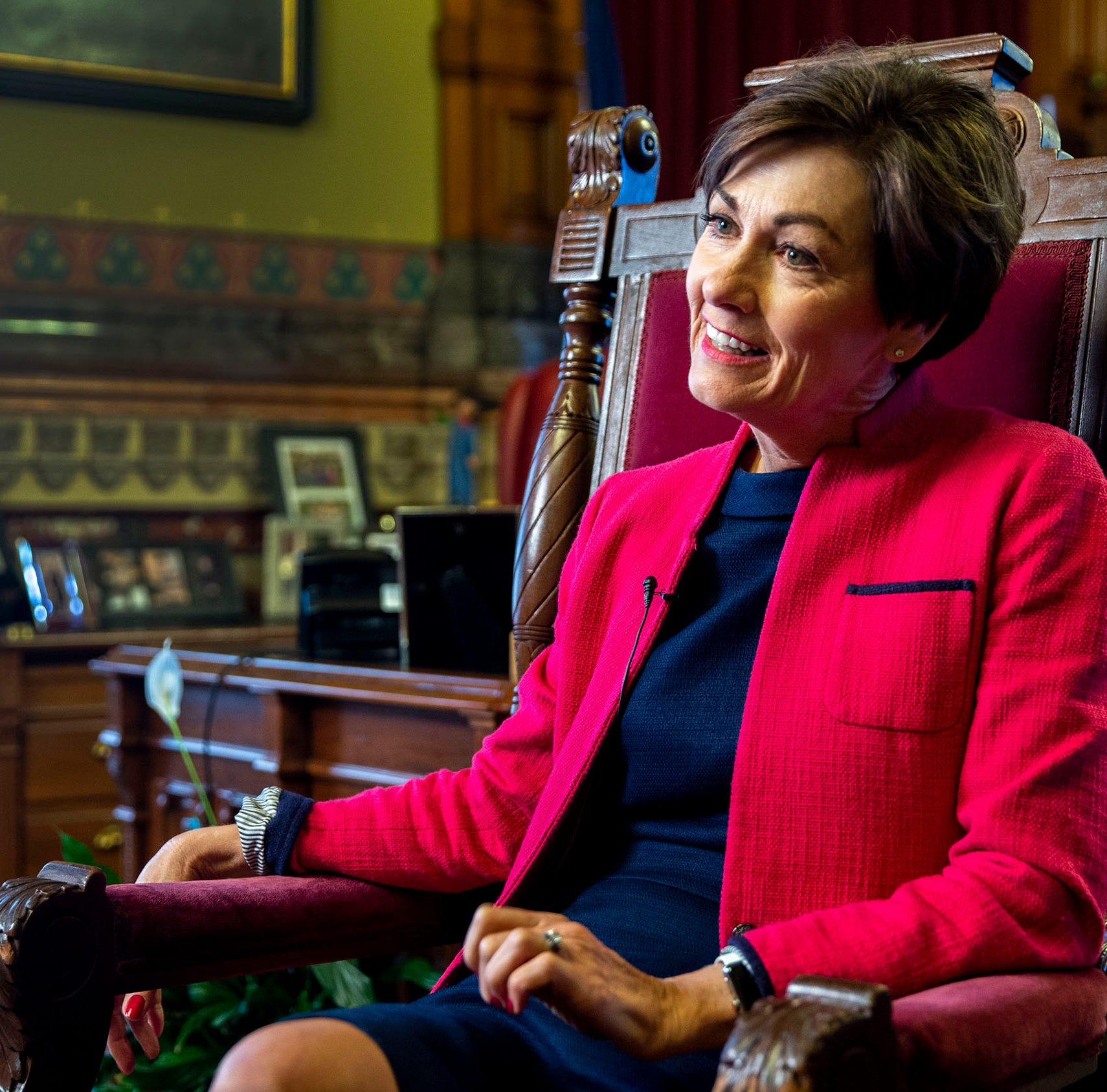 Kim Reynolds names new appointee to judge selection panel after law change