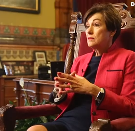 In an interview with the Des Moines Register, Governor Reynolds reflects on the results of the 2019 legislative session.
