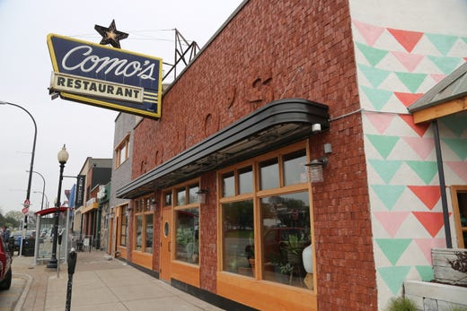 Como S Reopens Monday In Ferndale First Look Inside