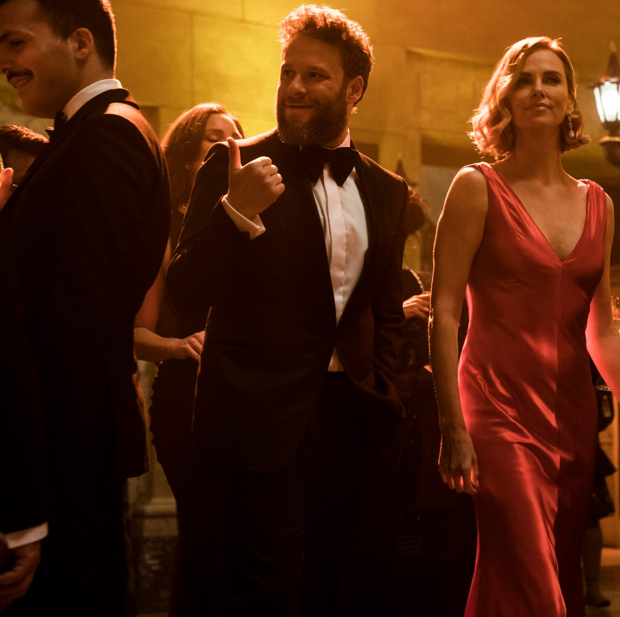 Rom-com 'Long Shot' is more than the sum of its parts