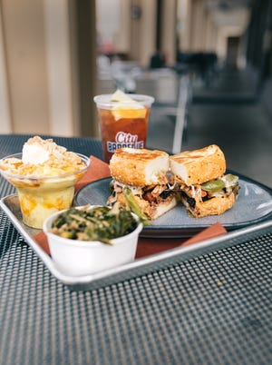 City Barbeque is opening May 13 in Troy.