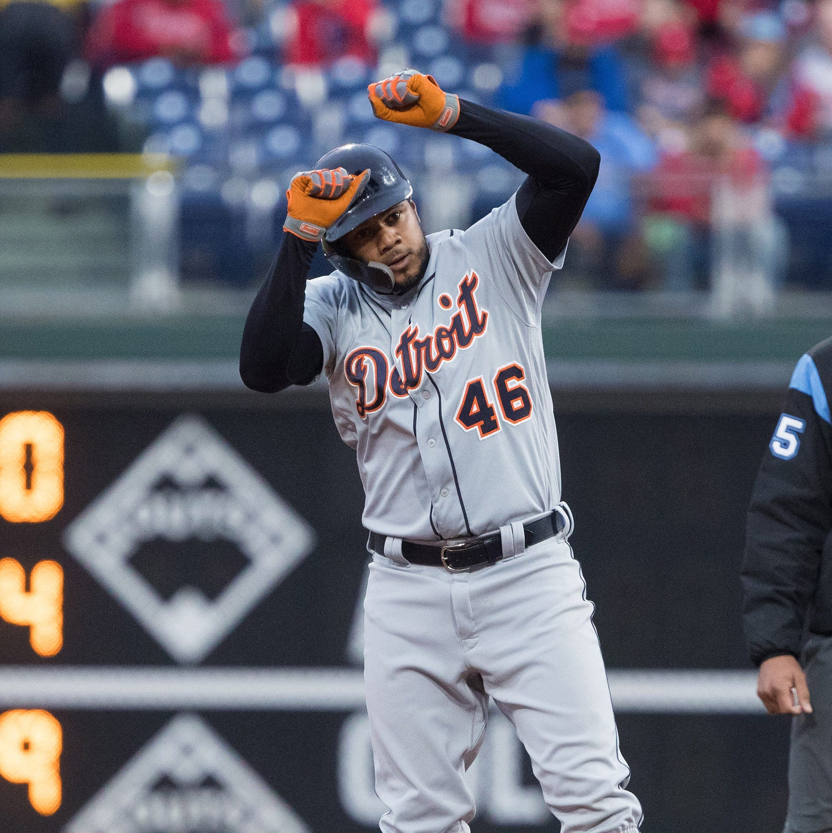 Detroit Tigers observations: Bullpen stretched too thin in 7-3 loss to Phillies