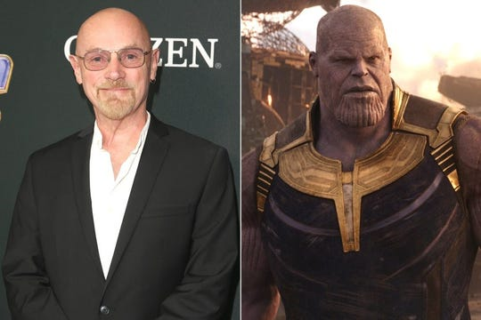 Comic book artist/writer Jim Starlin, who created the Thanos character, is originally from Detroit.
