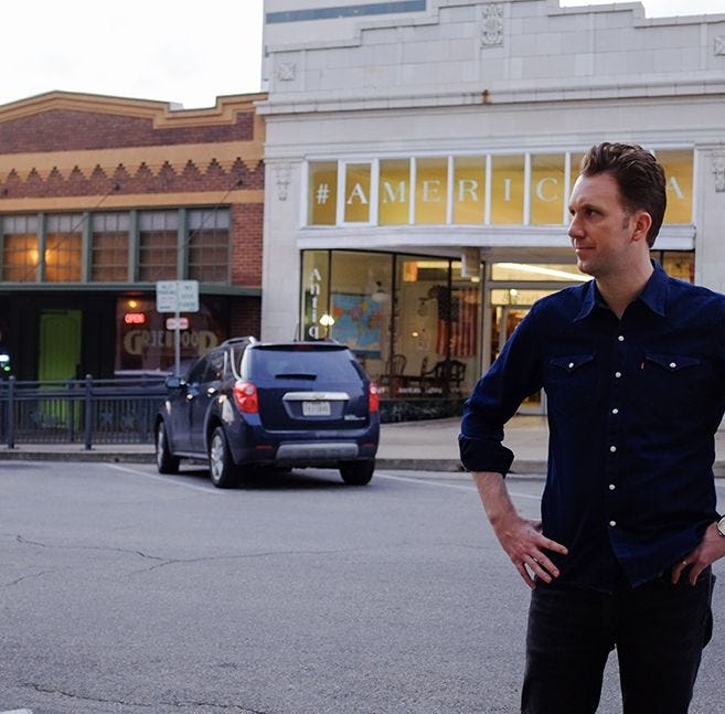 New docu-series for Comedy Central, 'Klepper,' is a fresh, powerful interpretation of news