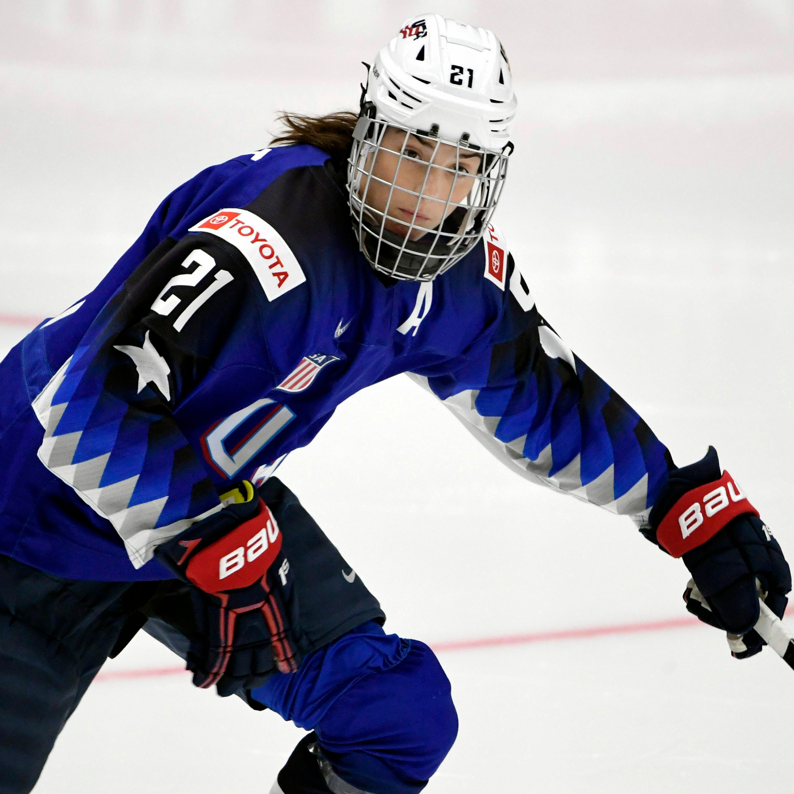 Women's hockey stars announce boycott in demand for viable pro league